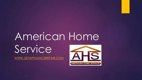 new jersey appliance repair specialists american