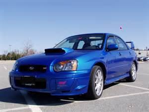 Subaru Sti 2004 2004 Subaru Impreza Wrx Sti Pictures Cargurus