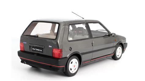 fiat uno 1990 fiat uno turbo 2 176 serie mk2 1990 model car 1 18 laudoracing