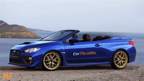 subaru convertible is there a place in the for a subaru wrx sti
