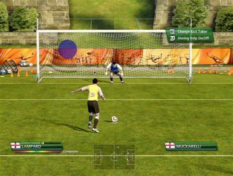 south africa fifa world cup 2010 game 2010 fifa world cup south africa ps3 walkthrough and