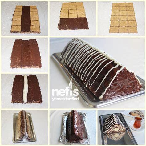 biskuvili piramit pasta yapmak icin pictures to pin on pinterest bisk 252 vili muzlu piramit pasta 2 tatlı tuzlu pinterest
