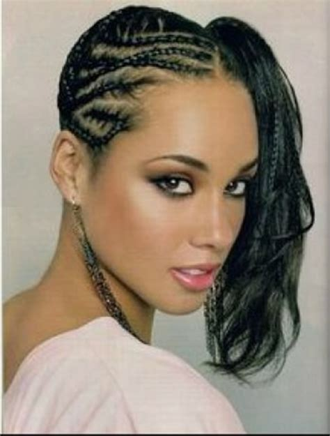 braided hairstyles for black inspiring half cornrow women 68 inspiring black braid hairstyles for black women
