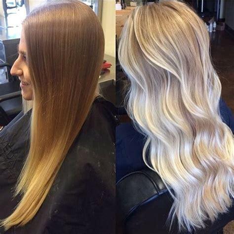 platinum blonde transformation best 10 summer blonde hair ideas on pinterest perfect