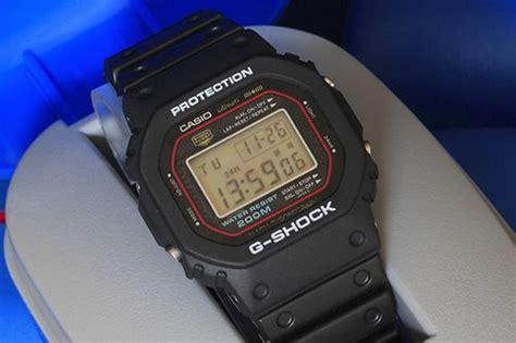 Casio G Shock Tali Gshock Dw 5000 Dw5000 Dw 5000 Rubber Hitam casio g shock dw 5000c 1a dw 5xxx photos and