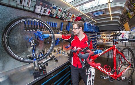 Garage Workshop Design Ideas velofix the sprinter as a mobile bicycle workshop