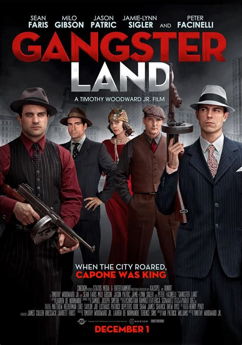 what movies are out gangster land by sean faris and milo gibson gangster land film 2017 filmstarts de