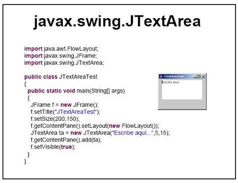 javax swing jframe exle lopezatienza com 187 java paso a paso tema 11
