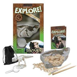 excavate explore dinosaur dig kit