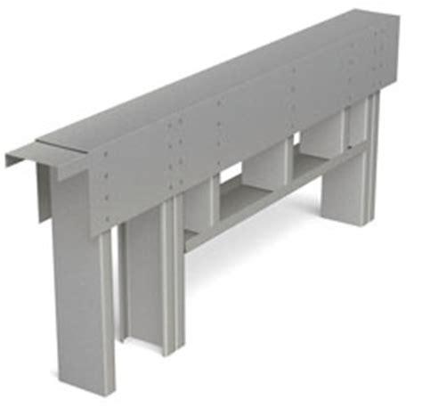 dietrich metal framing span tables steel beam floor system hambro composite floor system