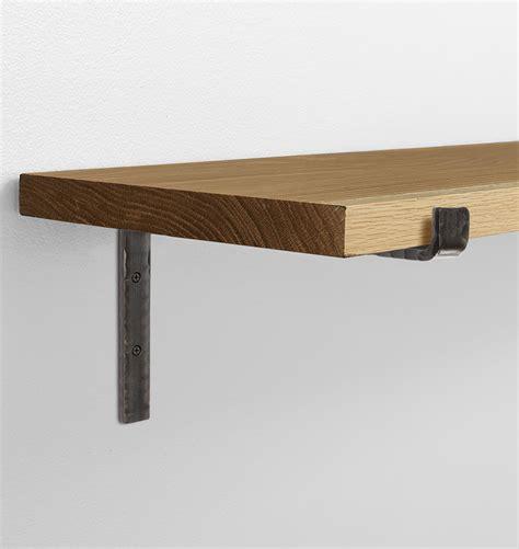 industrial simple iron shelf brackets rejuvenation