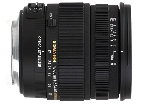 Sigma 17 70mm F2 8 4 Dc Macro Os Hsm sigma 17 70mm f2 8 4 dc macro hsm a mount lens info