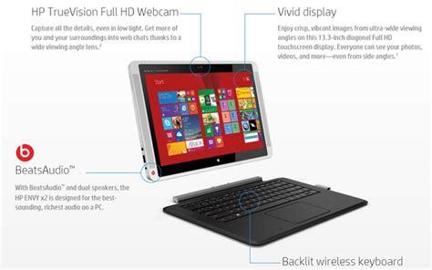 Dan Spesifikasi Microsoft Surface 2 inilah harga dan spesifikasi hp envy x2 tablet hybrid mirip microsoft surface winpoin