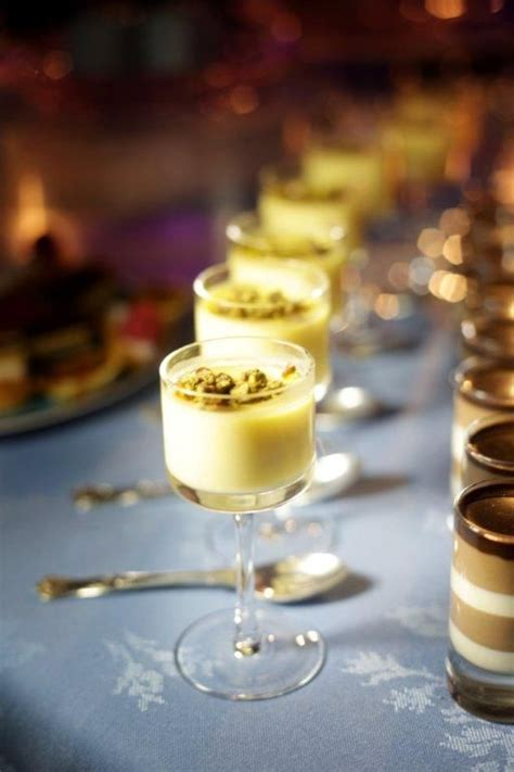 dessert canapes canapes desserts and treats on