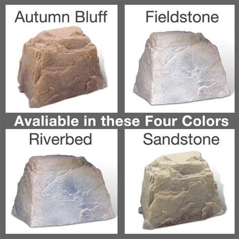 Backyard X Scapes Boulder Rock Best 20 Rock Covers Ideas On Concrete