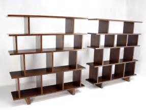 open back bookcase room divider pair of large open back bookcases shelves wall units room