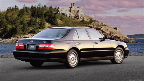 infiniti q45 technical specifications and fuel economy