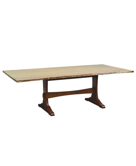 living edge dining table living edge dining table circle furniture live edge