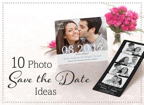 10 Photo Save the Date Ideas10 Photo Save the Date Ideas