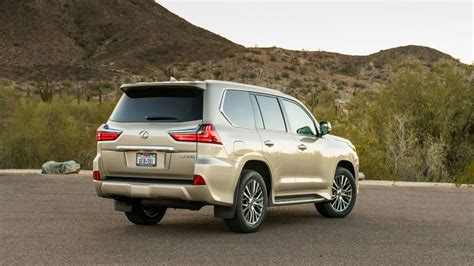2019 lexus lx 570 2019 lexus lx 570 review impressions specs and images