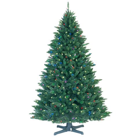 holiday 7 diamond peak christmas tree with 11 function