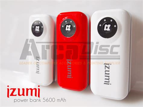 Power Bank Advance S25 5600 arca disc computer accessories printing supplier