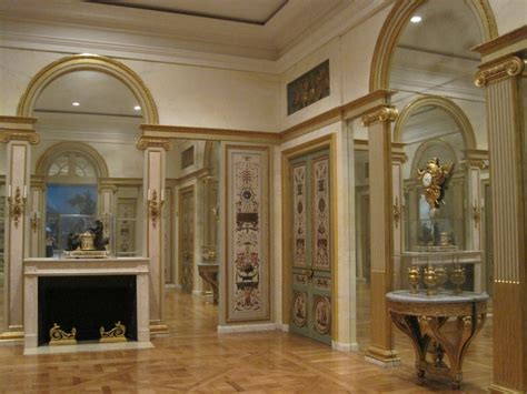 neoclassical style neoclassical paneling art architect