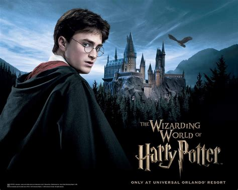 harry potter wizarding world becoming a wizard at the new harry potter theme park