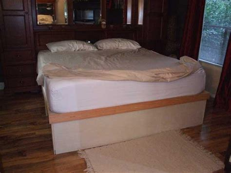 diy platform bed with storage pdf woodwork platform storage bed plans download diy plans