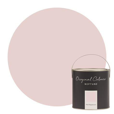neptune paint pink peppercorn