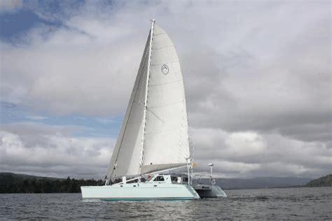 capsized cruising catamaran 301 moved permanently
