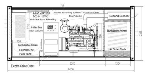site plan generator vente de groupes 233 lectrog 232 nes en conteneurs am 233 nag 233 s marque gelec