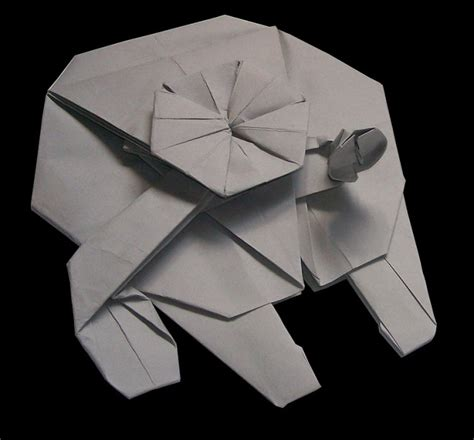Origami Millenium Falcon - fold a paper r2 d2 and other awesome wars origami wired