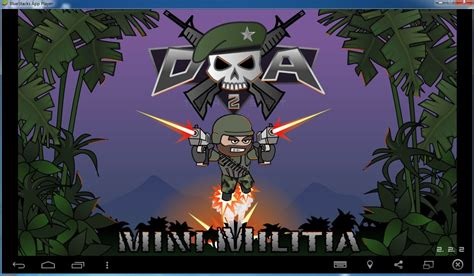 Mini Militia For Pc Laptop How To Play Doodle Army 2