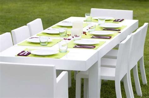 tavoli in plastica per esterno tavoli in plastica da giardino mobili da giardino