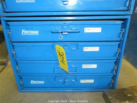 Bolt Drawers by West Auctions Auction Nissan Forklift Equipment And