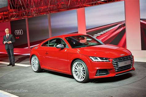 New Audi Tt by New Audi Tt And Tts Coupes Get Evolutionary Styling And