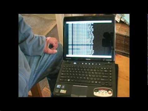 reboot toshiba satellite laptop youtube