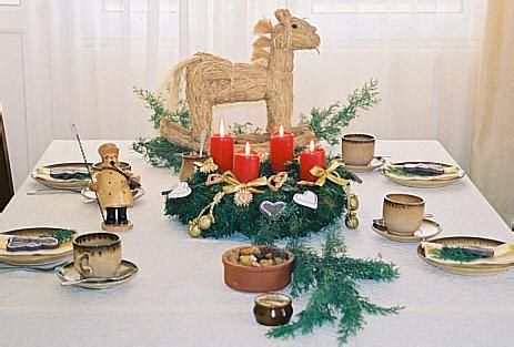 advent tischdeko tischdekoration advent
