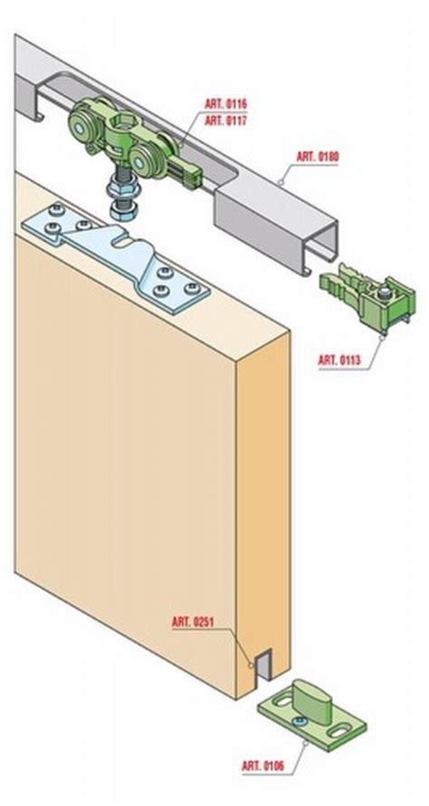 montare porta scorrevole binario per porta scorrevole a due ante cm 300 kg 70 ebay