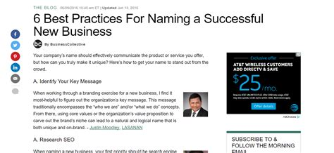business best practices for success in medicare s value based health care program books 6 best practices for naming a successful new business