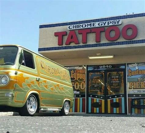 chrome gypsy tattoo the world s catalog of ideas