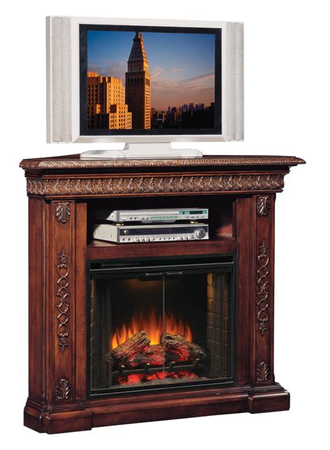 electric fireplace corner unit san marco walnut corner unit electric fireplace 28 inch classic 28ce671awn 0501