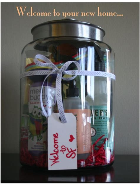 welcome to your new home gift ideas welcome to your new home diy gifts pinterest