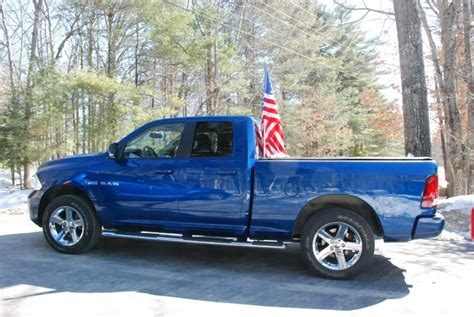 Truck Bed Flag Pole by Flag Pole In Bed Dodgeforum
