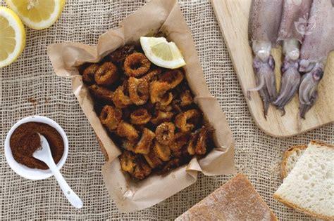 antipasto gigante bucaniere foto di ricetta anelli di calamari al forno la ricetta di