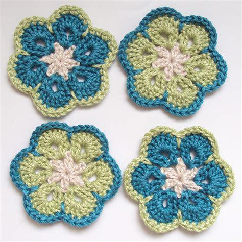 crochet pattern african flower artinall crochet african flowers