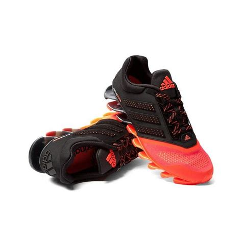 Adidas Sport Rubber Black Orange buy adidas breathable mesh sports shoes 005 black