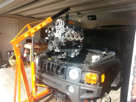 hummer h3 alpha engine h3 6 0l ls
