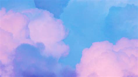 bj sky blue pastel art wallpaper